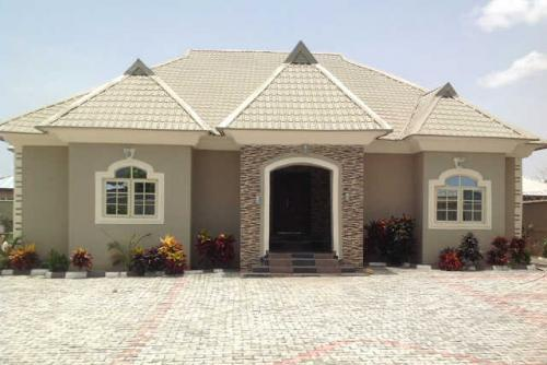 Types of Houses Names And Pictures In Nigeria
